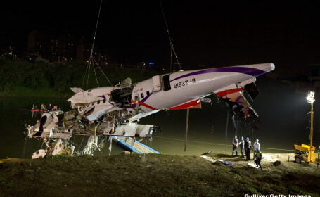 TransAsia ATR 72-600 - GETTY