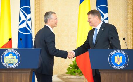 Klaus Iohannis: Este important de evitat ceva similar cu Razboiul Rece. Nu am avut inca un contact cu presedintele Putin