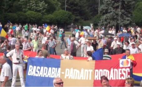 Miting Republica Moldova