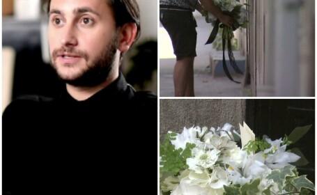 Tribut emotionant al prietenilor pentru Darius Dadoo, tanarul florist care si-a pierdut viata intr-un accident in Capitala