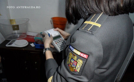 inspector antifrauda ANAF