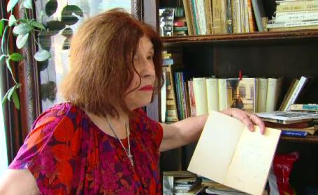 Scriitoarea Stela Covaci, simbol al miscarii anti-comuniste, la un pas sa fie evacuata din casa unde traieste de 30 de ani