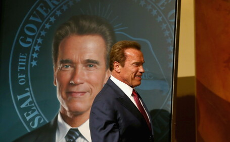 Arnold Schwarzenegger - GETTY
