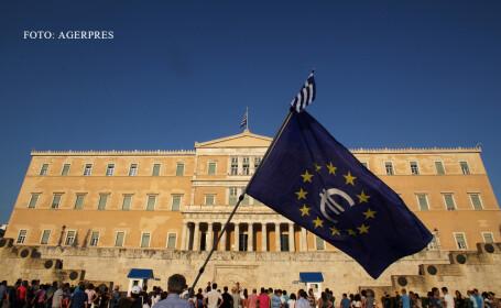 Grecia miting pro-european