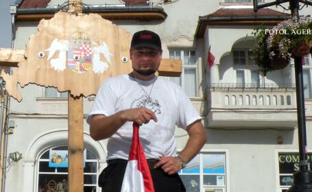 Csibi Barna, maghiarul care l-a \