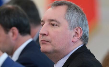 Dmitri Rogozin tass