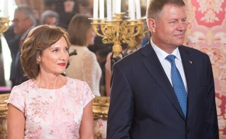 Klaus Iohannis, Carmen Iohannis