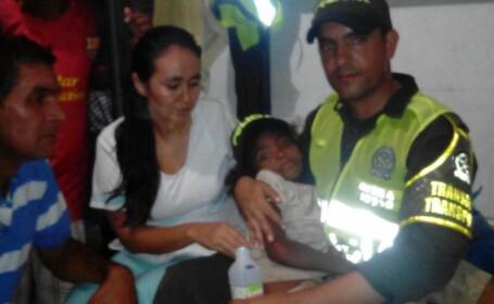 Columbia, Jessica Patricia Arias