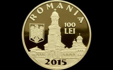 BNR lanseaza noi monede de 100 de lei, 10 lei si un leu, cu portretul unui REGE. Unde le veti putea gasi