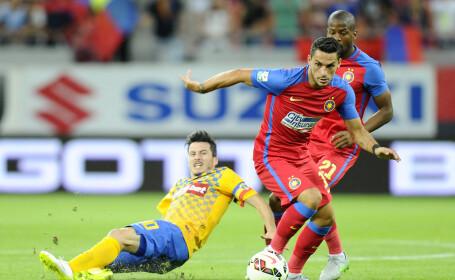 Trencin - Steaua 0-2, in turul II al Champions League. Vezi tot ce s-a intamplat in meciul din Slovacia