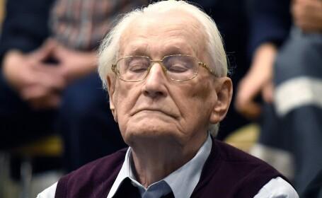 Oskar Gröning - Agerpres