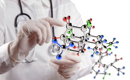 ADN, teste - shutterstock