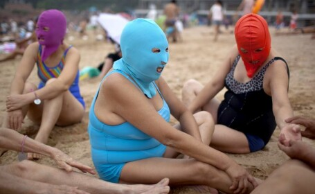 China facekini, Getty