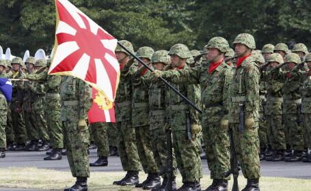Armata Japoniei - GETTY