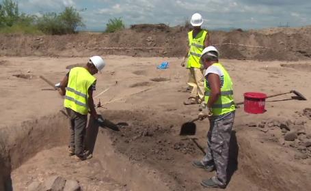 descoperire arheologica