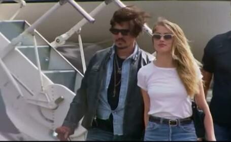 Johnny Depp si Amber Heard