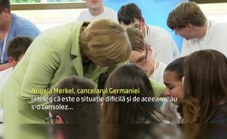 Angela Merkel - stiri