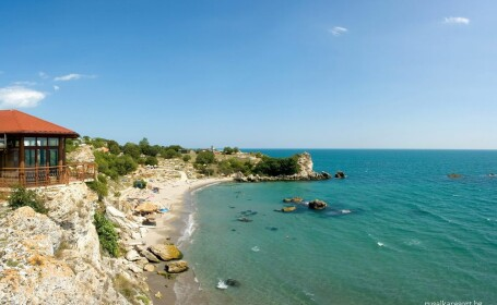 Plaje exotice la Marea Neagra. 4 locuri salbatice despre care n-ai zice ca sunt din Europa