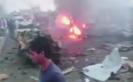 atentat ISIS Bagdad