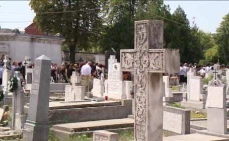Cimitir - STIRI