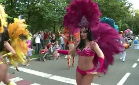 Parada din Mamaia, o dezamagire in acest an. Turist: \