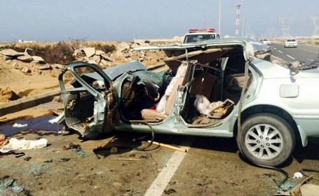 accident autostrada