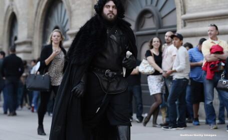 Jon Snow - GETTY