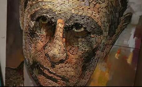 portret Putin