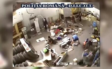 Operatiunea care a dus la cea mai mare captura de droguri din Romania. Momentul in care traficantii au fost arestati
