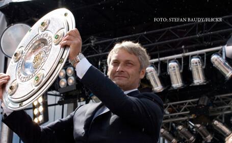 Armin Veh, antrenor