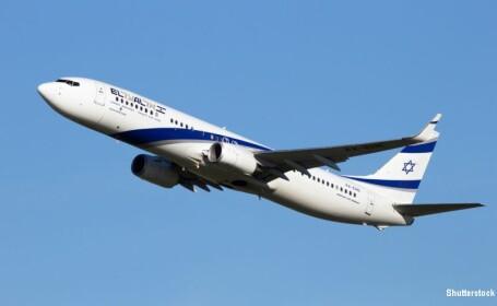 avion al companiei El Al