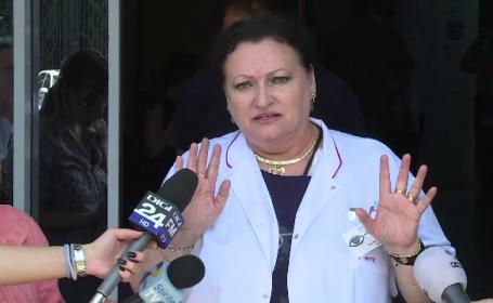 medicul Monica Pop