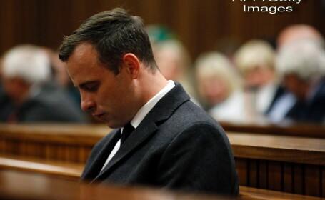 Oscar Pistorius, condamnat la 6 ani de inchisoare pentru uciderea iubitei sale, Reeva Steenkamp