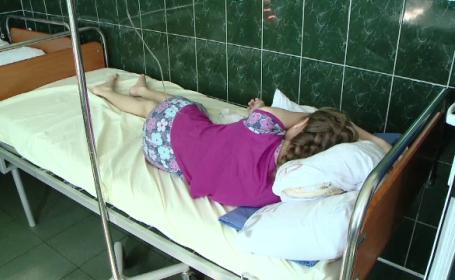 Maria - fata operata Iasi