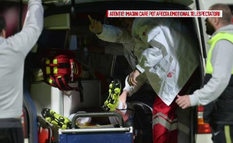 Cazul mortii lui Ekeng: Medicul Mihaela Duta, de la Ambulanta Puls, sub control judiciar si cu interdictie de a profesa
