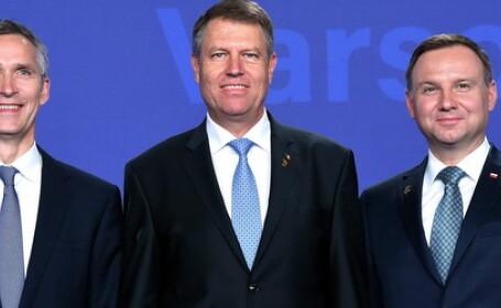 SUMMIT NATO - AGERPRES