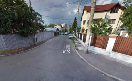 strada Cararuia din sectorul 4