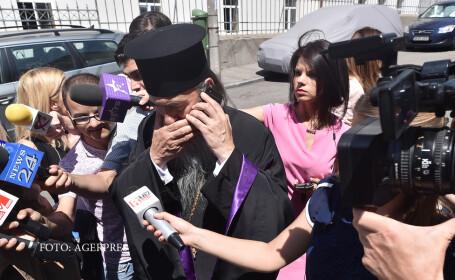 Arhiepiscopul Tomisului, pus sub control judiciar de DNA. Teodosie Petrescu este cercetat pentru doua infractiuni