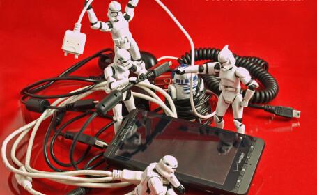 incarcare telefon star wars
