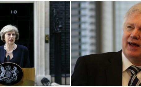 Theresa May, David Davis