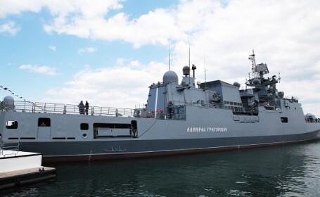 fregata Amiralul Grigorovici - Getty
