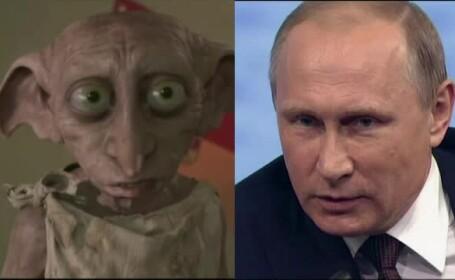 Controversatul Boris Johnson, noul ministru de Externe britanic. L-a comparat pe Putin cu elful Dobby si l-a atacat pe Obama