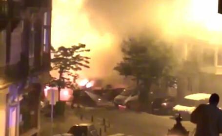 explozii in Belgia