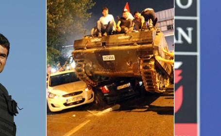 cover prima Turcia lovitura de stat