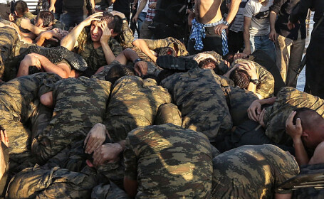 soldati care se predau