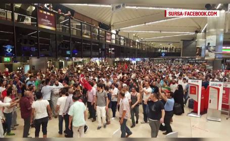 Marturiile romanilor blocati pe aeroportul din Turcia: \