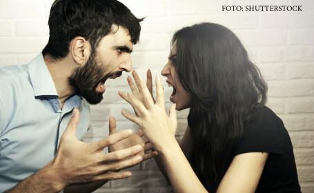 cuplu care se cearta