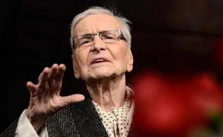 BNR lansează o monedă pentru aniversarea a 100 de ani de la naşterea lui Radu Beligan