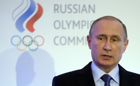 Vladimir Putin, Jocurile Olimpice