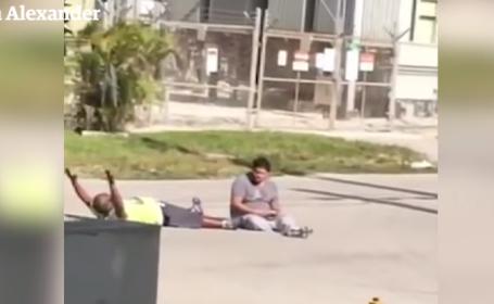 incident politie Miami